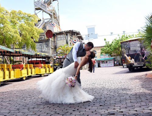 Experience the Key West Wedding Package