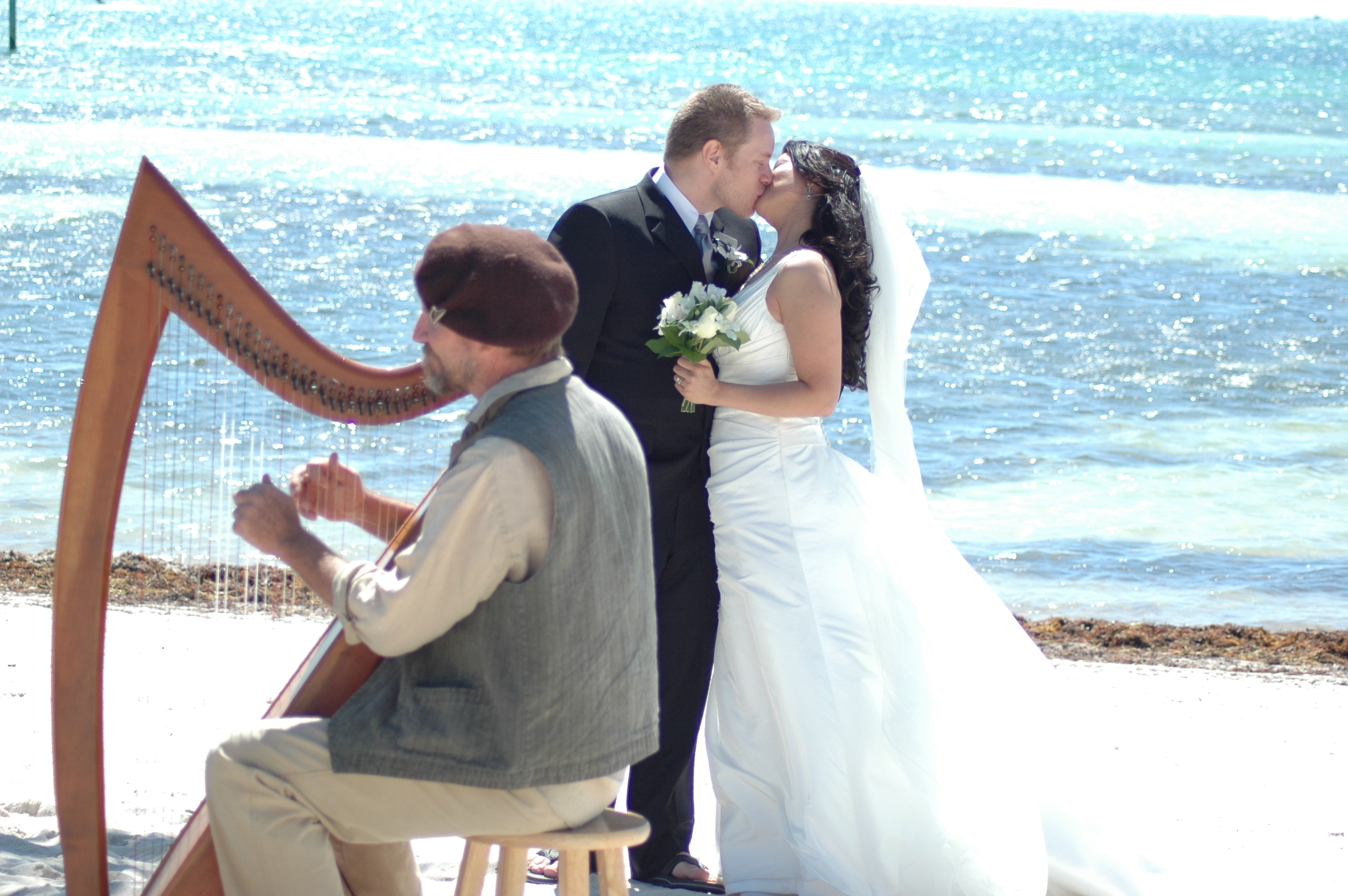 Best Beachfront Wedding in Key West Florida