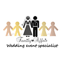 Family Affair Event and Wedding Planning Key West Logo