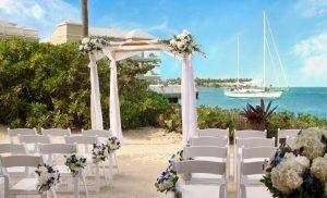 Best Beachfront Wedding in Key West Florida